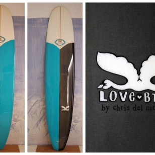SOLD 9'0 Bing Love Bird by Cris Del Moro SOLD